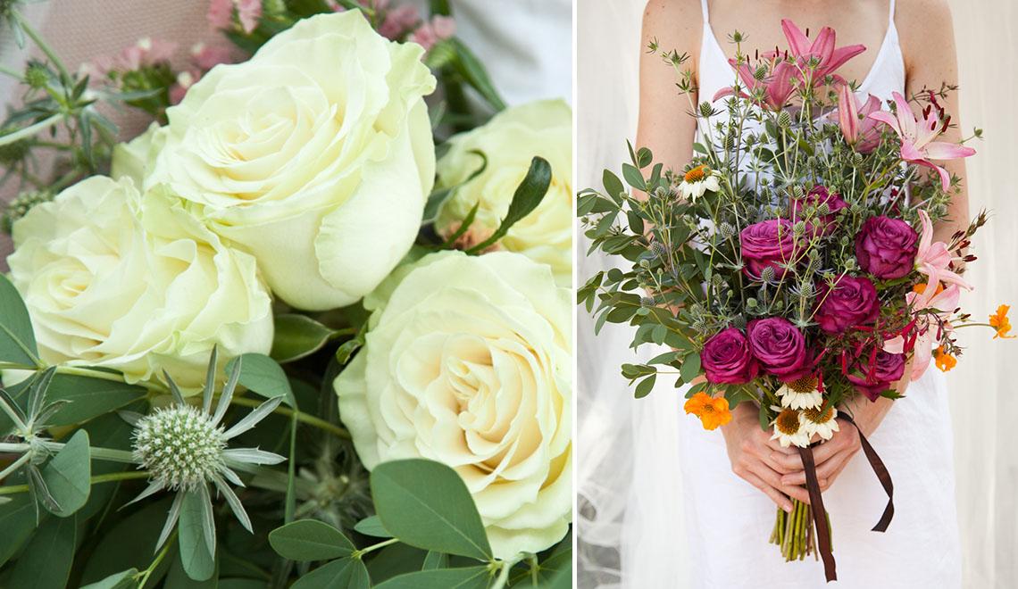 Soft White Summer Wedding Inspiration